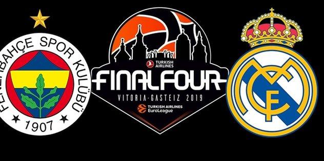 Fenerbahçe Beko - Real Madrid | CANLI