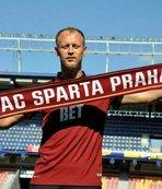 Sparta Prag transferi resmen duyurdu