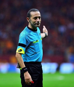 FIFA'dan Cüneyt Çakır'a davet