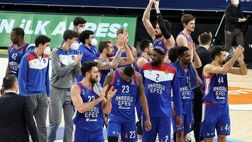 Anadolu Efes THY Avrupa Ligi'nde sezonu İspanya'da açacak