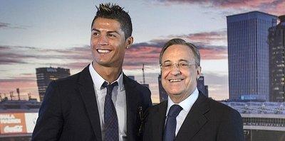 Perez'e göre Ronaldo kalacak