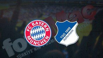 Bayern Münih - Hoffenheim maçı saat kaçta? Hangi kanalda?