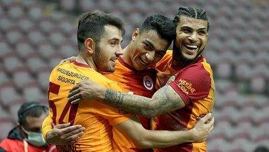 Son dakika spor haberleri: Galatasaray evinde 10 maçtır kaybetmiyor