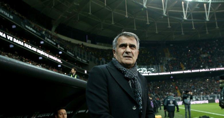 Beşiktaş'ta Şenol Güneş'ten flaş istifa açıklaması!