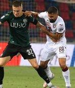 Bologna 1-1 Torino | MAÇ SONUCU