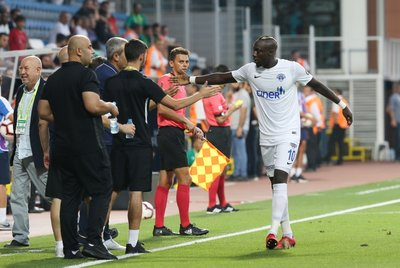 Galatasaray'dan Diagne'ye çılgın teklif!