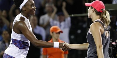 Venus Williams Miami'de elendi