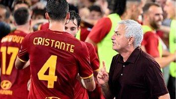 "Mourinho'dan itiraf! ""Çok korktum"""