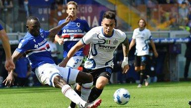 Sampdoria - Inter: 2-2 (MAÇ SONUCU - ÖZET)