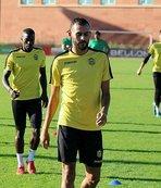 Evkur Yeni Malatyasporlu Khalid Boutaib'e milli davet