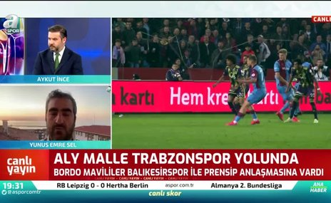 "Trabzonspor'dan bir transfer daha! ""Yüzde 90 anlaşma sağlandı"""