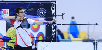 Turkish archers win 2nd gold in European championship