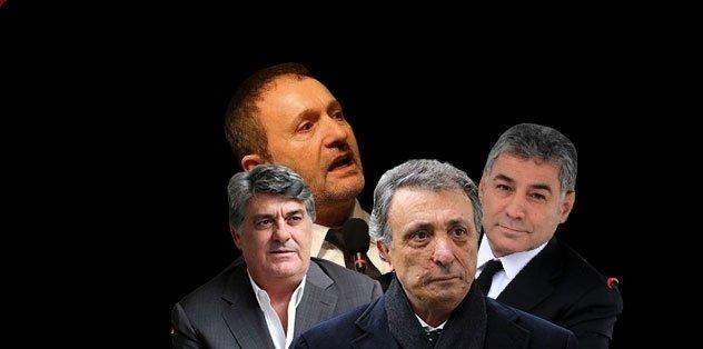 İşte Beşiktaş'ın başkan adaylarının bilinmeyenleri