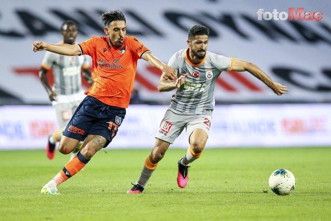 İşte Başakşehir-Galatasaray maçından kareler