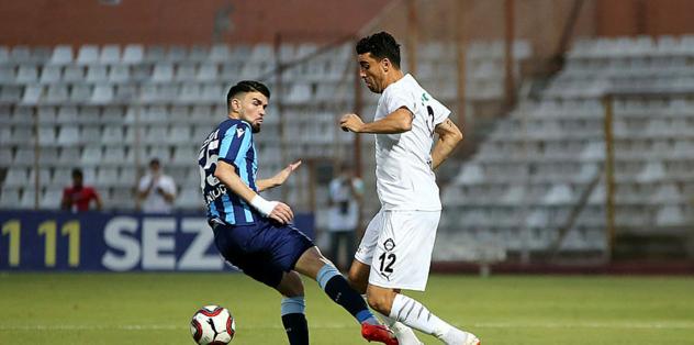 Adana Demirspor 2-2 Altay | MAÇ SONUCU