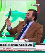"""""""Hakemlerle en çok puan toplayan takım Galatasaray'dır"""""""