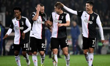 İtalya'da Torino derbisi Juventus'un