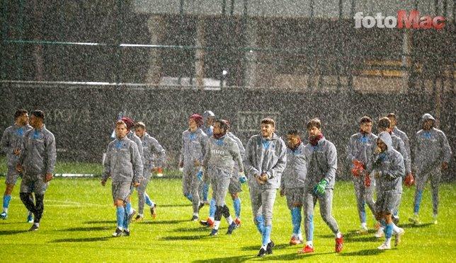 Trabzonspor'da sorun çözülüyor! İşte defansın yeni lideri