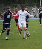 Zonguldak Kömür'e tek gol yetti