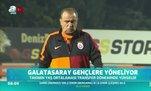 Galatasaray gençlere yöneliyor