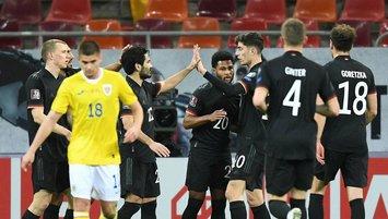 Dünya Kupası Elemeleri'nde ikinci maçlar tamamlandı