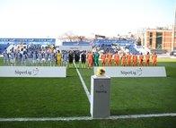 İşte Kasımpaşa - Aytemiz Alanyaspor maçından kareler