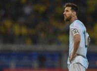Lionel Messi depremi! 3 ay men edildi