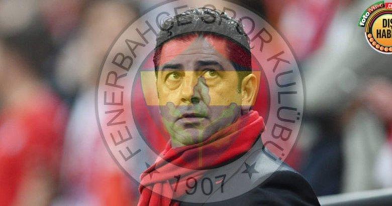 Fenerbahçe'nin Rui Vitoria transferinde sıcak saatler! Teklif...