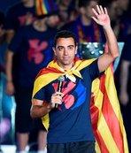 Xavi Barcelona'ya dönecek mi? Kendisi açıkladı