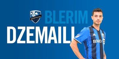 Dzemaili, Montreal Impact'ta!