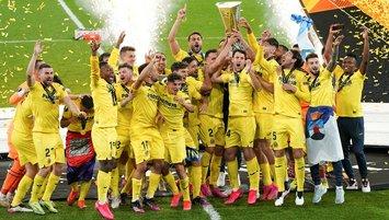 Şampiyon Villarreal oldu Beşiktaş ve G.Saray'a yaramadı!