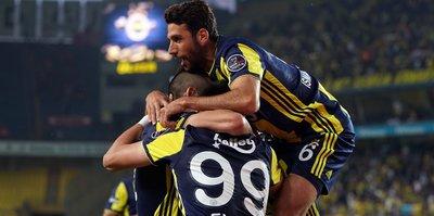 Fenerbahçe 3 - 1 Antalyaspor | Maç sonucu