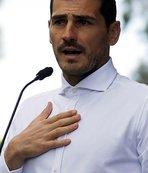 Casillas 'futbola devam' dedi