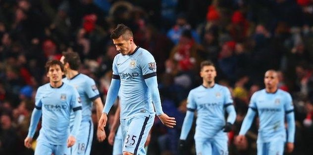 UEFA'dan Manchester City'ye 2 yıl Avrupa kupalarından men cezası!