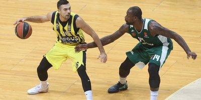 Fenerbahçe Doğuş, Pana'yı devirdi