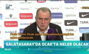 Galatasaray'da ocakta neler olacak?
