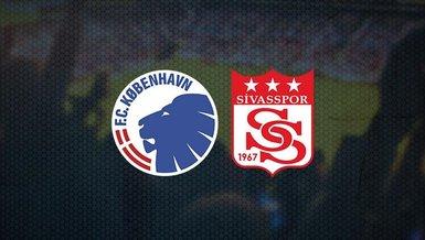 Kopenhag Sivasspor maçı saat kaçta ve hangi kanalda canlı yayınlanacak?