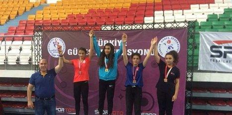 Minik Bayanlar Türkiye Şampiyonası sona erdi