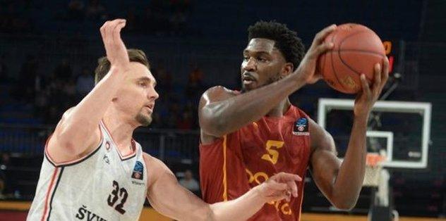 Zenit Galatasaray'dan Alex Poythress'i kadrosuna kattı! - çağrısı -