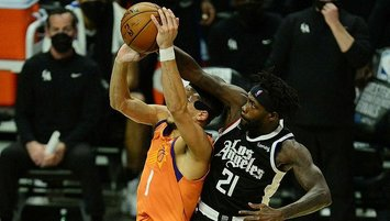 Clippers serideki ilk galibiyetini aldı!
