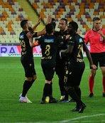 Yeni Malatya 12 maçlık hasrete son verdi!
