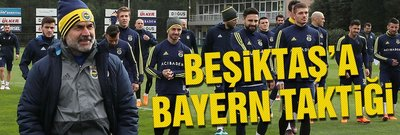 Bayern taktiği