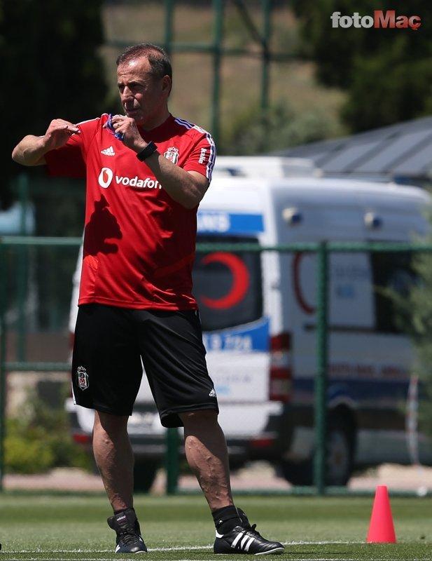 Beşiktaş Teknik Direktörü Abdullah Avcı'dan 10 transfer birden