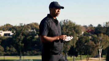 Golf efsanesi Tiger Woods trafik kazası geçirdi!