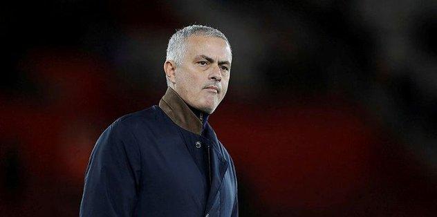 Mourinho'dan değiştim mesajı