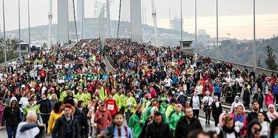 Vodafone 39. İstanbul Maratonu'nu kazanan belli oldu
