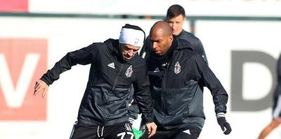 Beşiktaş'ta kupa hazırlıkları tamamlandı