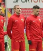 Kayserispor'un ilk yarıdaki yaş ortalaması 27.33 oldu
