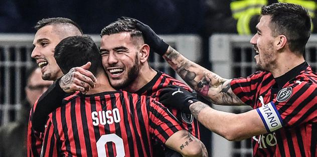 MAÇ SONUCU | Milan 3-0 SPAL
