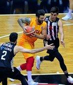 Galatasaray'dan net galibiyet